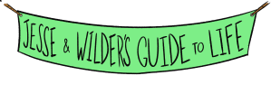 Jesse And Wilder's Guide To Life Logo